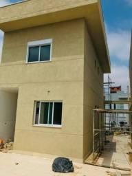 Casa com duas suítes e janelas automáticas no Portal dos Ipês Rua das Vincas