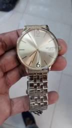 Relógio Atlantis Feminino Dourado
