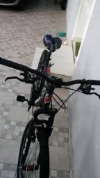 Bicicleta com nota