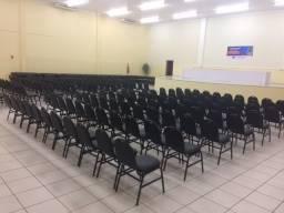 Espaço para Igrejas, auditório e salas de treinamentos