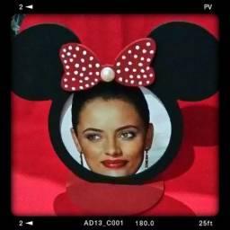 Lembrancinhas MDF Tema Mickey e Minnie