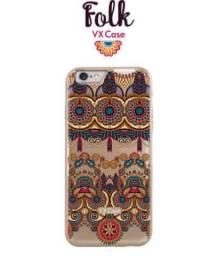 Capa Vx case iPhone 5/5S/SE no plástico sem uso