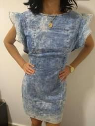 Roupa cropped body t-shirt vestido