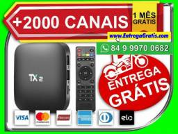 Tvbox Android Tx2 16gb 2gb Ram Bluetooth Androide A entregah gratis