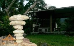 Pousada à venda, 200 m² por r$ 650.000,00 - pereque-mirim - ubatuba/sp