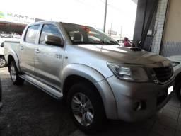 Toyota Hilux SR 3.0 CD Turbo Diesel 4x4 - 2015