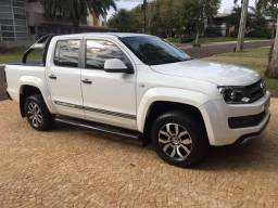 Volkswagem Amarok 2.0 Dark Label 4X4 CD 16V Turbo Intercooler Diesel 4P Automático - 2015
