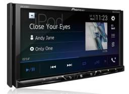 Central multimidia DVD Pioneer AVH A4180 TV Digital GPS Bluetooth tela 7'' garantia 1 ano comprar usado  Fortaleza