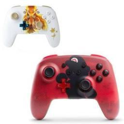 Controle Nintendo Switch Zelda, Super Mario. Melhor preço!! Loja 12x