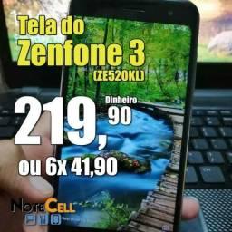 Tela do Zenfone 3 (ZE520KL)