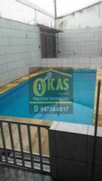 Sobrado com 2 dormitórios para alugar por R$ 1.600/mês - Cidade Edson - Suzano/SP