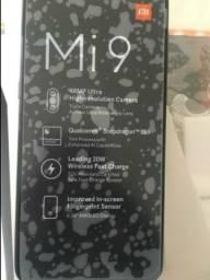 Mi9 - Mi 9 - R$1880 - 6gb-128gb - Azul