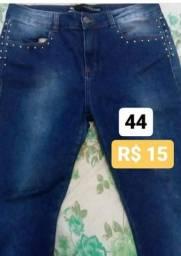 Desapegos de calça jeans