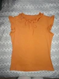 Blusa Feminina com manguinha