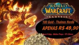 Wow Classic Gold Barato - Server Thalnos Horde