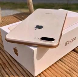 IPhone 8 Plus 64GB Lacrado com Nota.