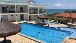 Vendo apartamento mobiliado em condomínio na praia do amor - Conde-PB