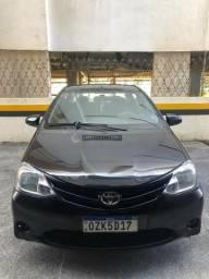 Etios Sedan XS 1.5 Flex 2014/2014 Completo!! Única dona!! Licenciado 2019!! - 2014