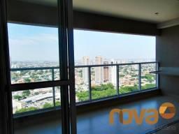 Apartamento à venda com 3 dormitórios em Setor bueno, Goiânia cod:NOV87684