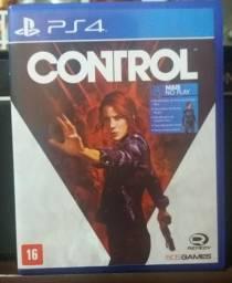 Jogo PS4 Control
