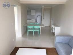Apartamento com 2 dormitórios para alugar, 69 m² por r$ 1.150,00/mês - velha - blumenau/sc