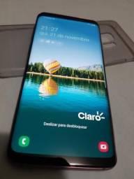 Galaxy S9 128gb normal novíssimo sem nota