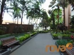 Apartamento à venda com 3 dormitórios em Setor marista, Goiânia cod:NOV235585