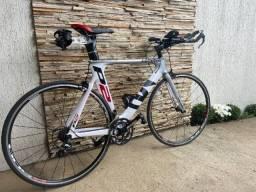 Bicicleta Triathlon Cervélo P2 novinha