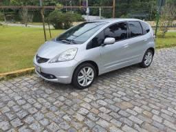 Vendo Honda Fit EX Flex 2009/2010 automático, segundo dono