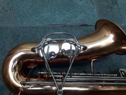 Sax Alto Buescher Usa Orig Saxofone De Luthier Troco+$ 12x no cartão