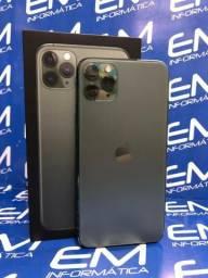 11 Pro Max Seminovo Iphone 256gb Pequenas marcas - Aceito seu iphone na troca