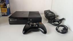 Xbox 360 Super Slim DESTRAVADO PARCELO