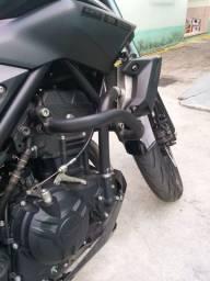 Yamaha mt 03 19/20 ...   muito zero!