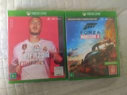 BUNDLE FIFA 20 + FORZA HORIZON 4