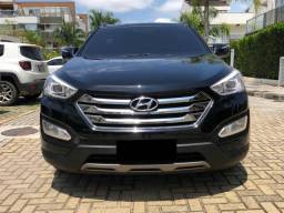 Hyundai Santa Fé 3.3 7Lugares Blindada - 2014