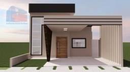 Casa com 3 dormitórios à venda, 103 m² por R$ 480.000,00 - Jardim Park Real - Indaiatuba/S