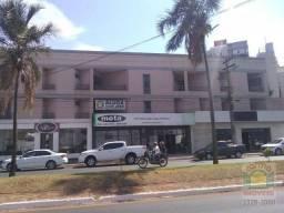 Apartamento com 3 dormitórios para alugar, 158 m² por R$ 1.100/mês - Cidade Jardim - Anápo