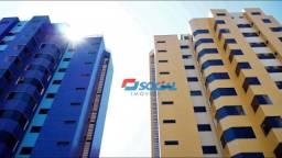 Apartamento com 3 dormitórios à venda por R$ 650.000 - Embratel - Porto Velho/RO - Condomí