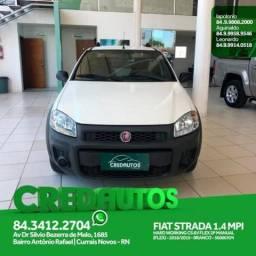 FIAT STRADA HARD WORKING CS 1.4 8V FLEX 2P MANUAL