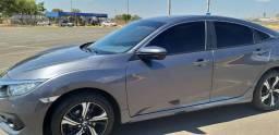 Honda Civic Exl Cvt 2018/2018, Automático, Único Dono, Cinza, revisões, só Brasilia