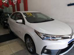 Toyota Corolla XEI Top troco e financio aceito carro ou moto maior ou menor valor