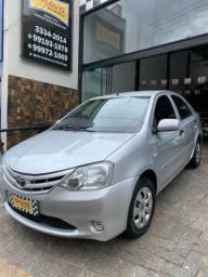 Toyota etios 1.5  completo