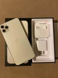Dourado lindo @@ iPhone 11 Pro Max Gold- 64 gb. , seminovo, peça única ###