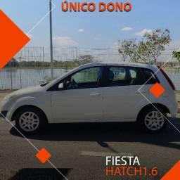 Fiesta Hatch 1.6 (Único dono)