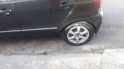 VENDO rodas 15' com pneus semi novos