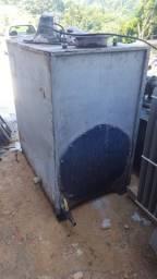 Caldeira Geradora Água Quente 100.000 Kcal/h