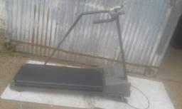 Esteira elétrica até 140 klg leia