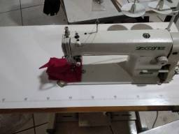 Máquina de costura industrial reta convencional zoje