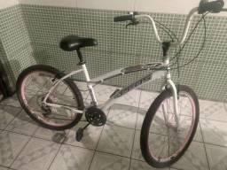 Bicicleta camptrail Beach em alumínio