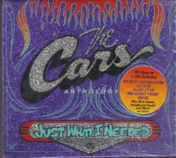 The Cars - Just What I Needed - The Cars Anthology [Limited Edition] (1995) 2 CD's
